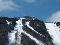 It\'s still winter on Killington Peak!